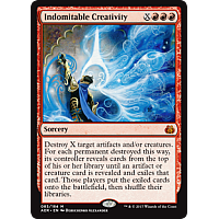 Indomitable Creativity ( Foil )
