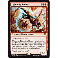 Lightning Runner (Prerelease)