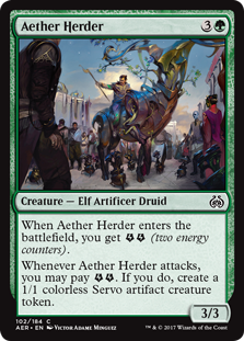 Aether Herder_boxshot