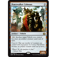 Peacewalker Colossus ( Foil )