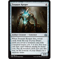 Treasure Keeper