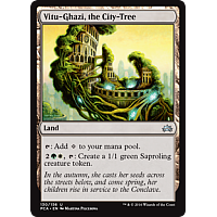 Vitu-Ghazi, the City-Tree