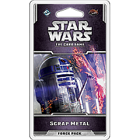 Star Wars: The Card Game - Opposition Cycle #4: Scrap Metal