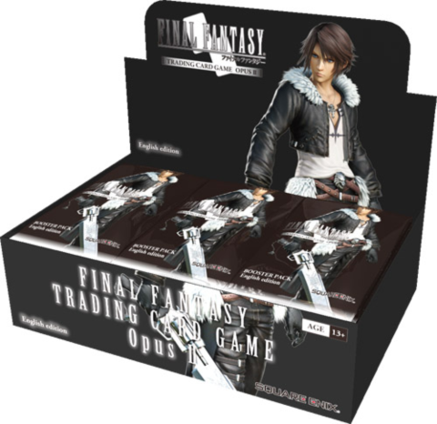Final Fantasy TCG: Opus II Collection Booster Box_boxshot