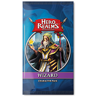 Hero Realms Deckbuilding Game - Wizard Character Pack