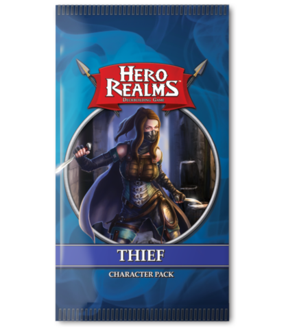 Hero Realms Deckbuilding Game - Thief Character Pack_boxshot