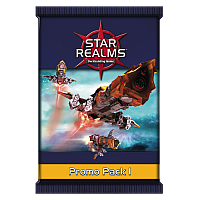 Star Realms: Promo Pack 1 (Year One Promos)