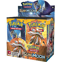 Sun & Moon Display (36 boosters)