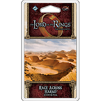 Lord of the Rings: The Card Game: Race Across Harad
