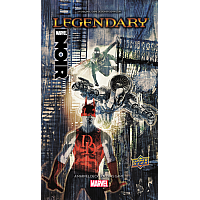 Legendary: A Marvel Deck-Building Game - Noir