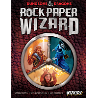 Rock Paper Wizard (D&D)