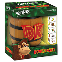 Donkey Kong Yahtzee: Collector's Edition