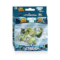 King of Tokyo 2016: Monster Pack 1 - Cthulhu