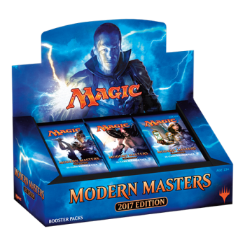 Modern Masters 2017 Edition booster  box (display)_boxshot