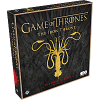 Game Of Thrones: The Iron Throne - The Wars To Come