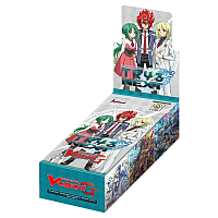 Cardfight!! Vanguard G - Try3 Next - Character Booster Display (12 Packs)