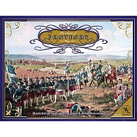 The Battle Of Fontenoy - 11 May, 1745