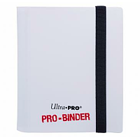 2-Pocket White PRO-Binder