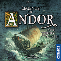 Legends of Andor: Part II - Journey To The North
