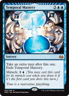 Temporal Mastery ( Foil )_boxshot