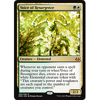 Voice of Resurgence ( Foil )