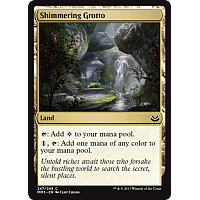 Shimmering Grotto