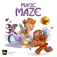 Magic Maze (Svenska)