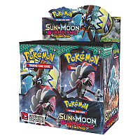 Sun & Moon: Guardians Rising Display (36 boosters)