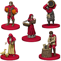 Agricola: Game Expansion Red