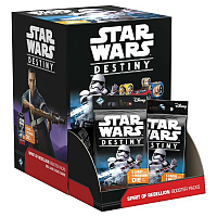 Star Wars Destiny: Spirit of Rebellion Booster Box
