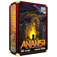 Anansi (and the Box Of Stories)