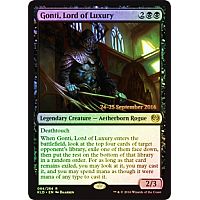 Gonti, Lord of Luxury (prerelease promo)