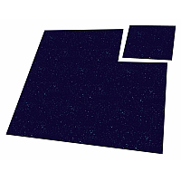 Ultimate Guard Battle-Tiles 1' Dark Space 30 x 30 cm (9 st)