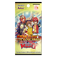 Cardfight!! Vanguard G - Raging Clash of the Blade Fangs - Booster