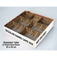Blackfire Card Crate - Organizer Inlay