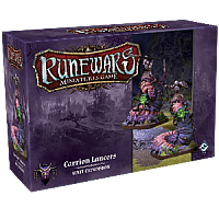 Runewars Miniatures Game: Carrion Lancers