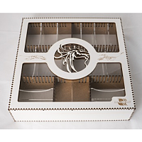 Blackfire Dragon Card Crate - Organizer