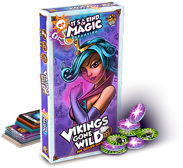 Vikings Gone Wild!: It's A Kind Of Magic_boxshot