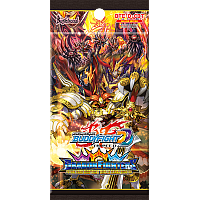 Future Card Buddyfight - Dragon Fighters - Triple D Climax Booster