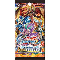 Future Card Buddyfight - Shine! Super Sun Dragon!! - Triple D Booster