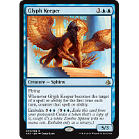 Glyph Keeper ( Amonkhet Prerelease Foil )