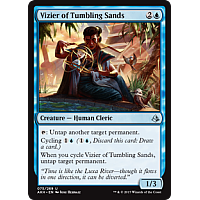 Vizier of Tumbling Sands ( Foil )