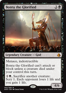 Bontu the Glorified (Foil)_boxshot