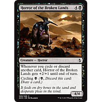 Horror of the Broken Lands