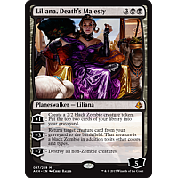 Liliana, Death's Majesty ( Kinesisk )