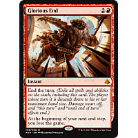 Glorious End (Foil)