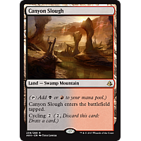 Canyon Slough ( Foil )