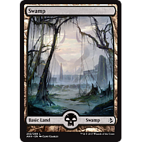Swamp ( Full art )