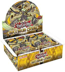 Maximum Crisis Booster box_boxshot