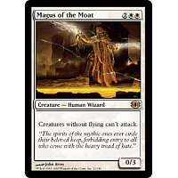 Magus of the Moat